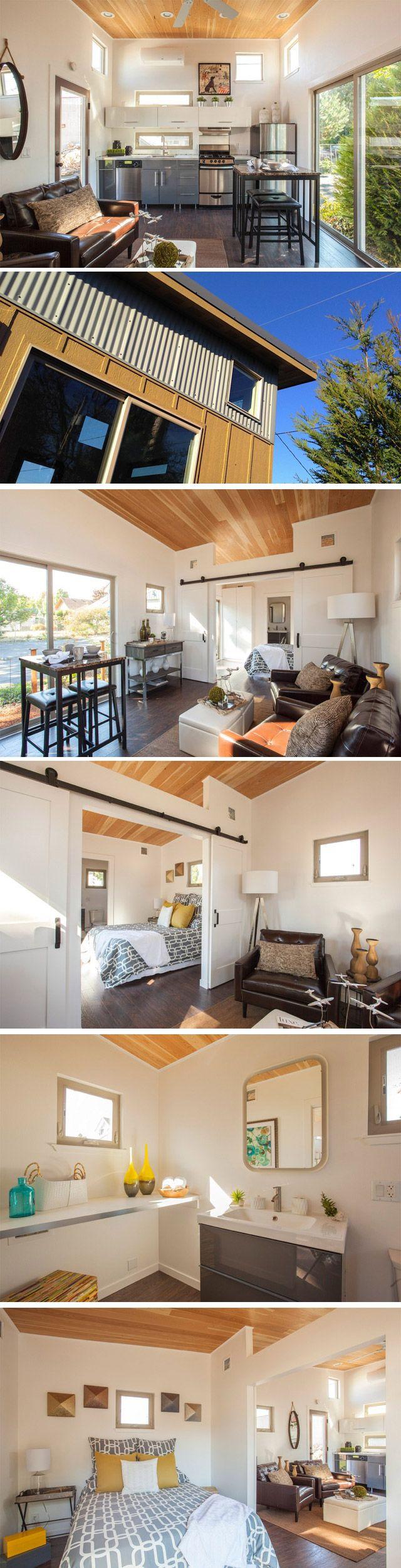 25 best tiny house 200 sq ft ideas on pinterest tiny house
