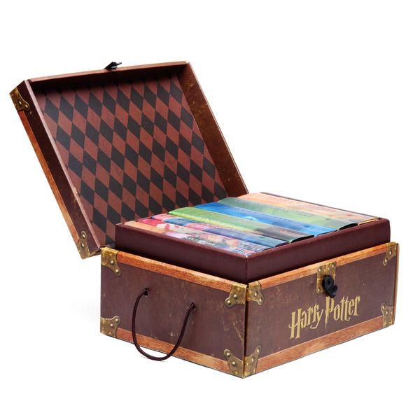 Harry Potter Book Trunk ~ Best ideas about harry potter box set on pinterest