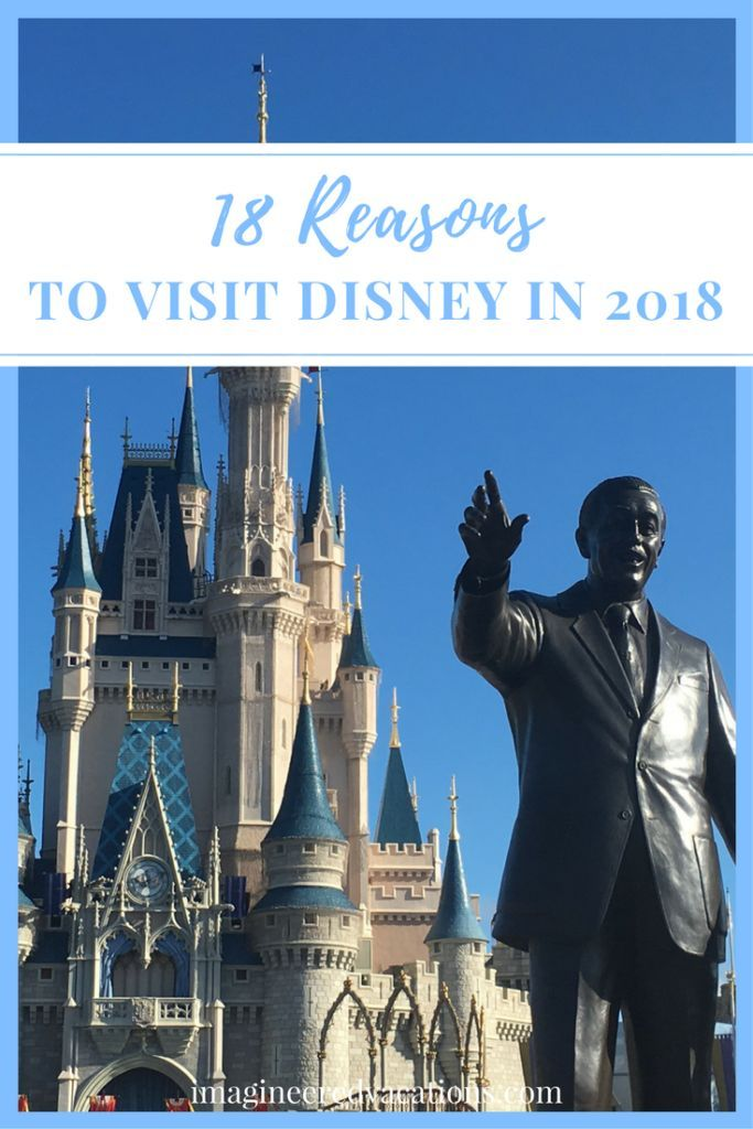 Learn about the new experiences coming to the Disney Destinations in 2018.