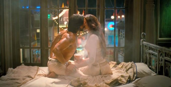 "NEW SONG- ""Ang Laga De"" Feat. Ranveer Singh and Deepika Padukone- Raam-Leela"