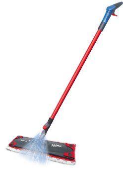 Le balai 1.2. Spray est idéal pour un nettoyage rapide, pratique et quotidien : plus besoin de seau : le liquide nettoyant est directement intégré au manche et est projeté à l'avant du balai par une simple pression de la gâchette. Vous pouvez ainsi nettoyer vos sols quotidiennement sans utiliser votre seau. Location balai serpillère vaporisateur à Albias (82350) _ www.placedelaloc.com/location/maison-vetements-soin