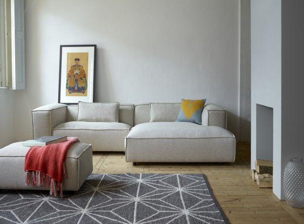 Dunbar sofa hippe banken in scandinavische stijl bij for Interieur online shop