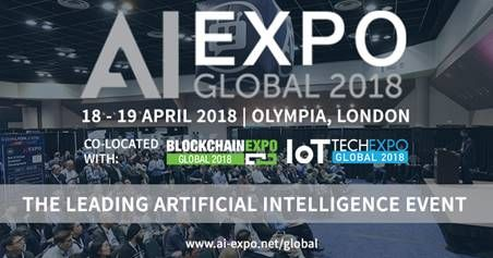 AI Expo: Launch of new agenda, speakers and conference tracks at the leading artificial intelligence event, the AI Expo Global in London