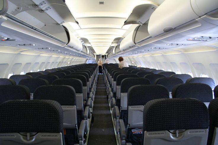 Tiger Airlines Airbus A320-232 interior - Tigerair Australia - Wikipedia, the free encyclopedia