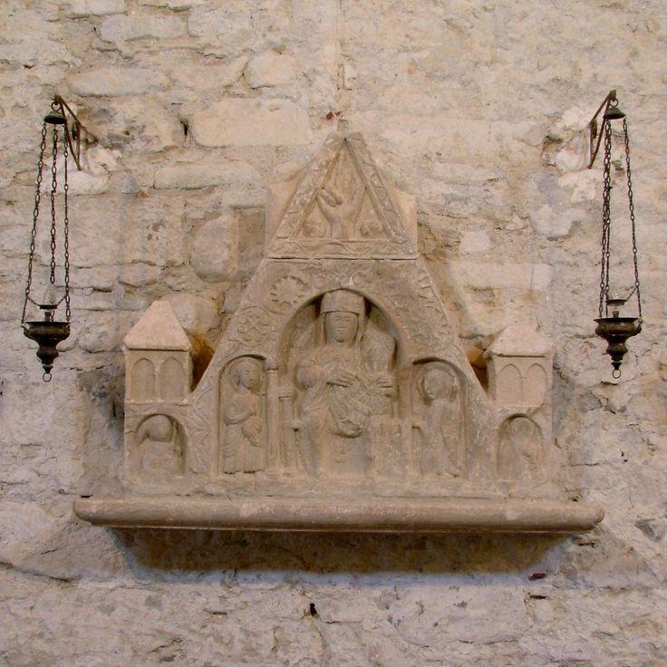 Pieve di Santa Maria a Cortemilia (Cn) - Info su storia, arte, liturgia e devozione sul sito web del progetto #cittaecattedrali