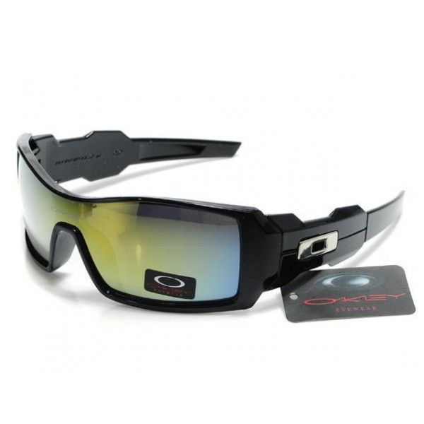 cheap oakley glass frames  $13.99 cheap oakley oil rig sunglasses yellow blue iridium black frames deal racal.