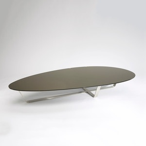 Drop Coffee Table Bronze now featured on Fab.