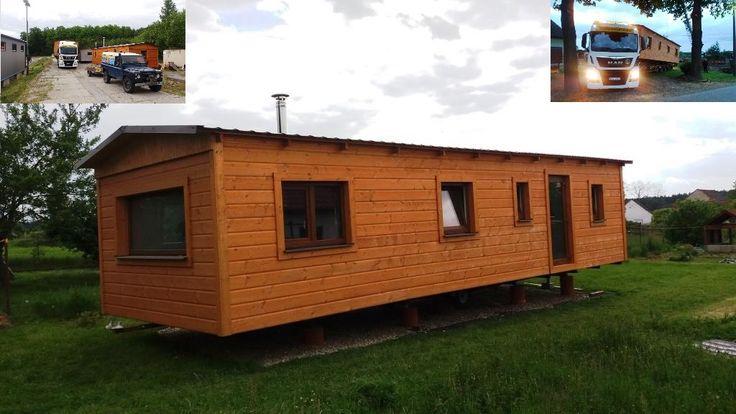 Transport celoročně zatepleného mobilheimu ve dřevěném provedení ke svému majiteli. Další fotografie z našich akcí s mobilheimy naleznete na http://www.mobilnidum.eu/ukazka-akce-fota. Více informací o tom, jak zateplujeme mobilní domy na http://www.mobilnidum.eu/mobilni-domy-celorocni.