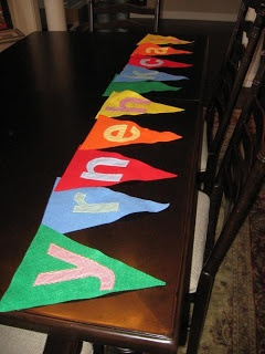 Little Things: Birthday Banners