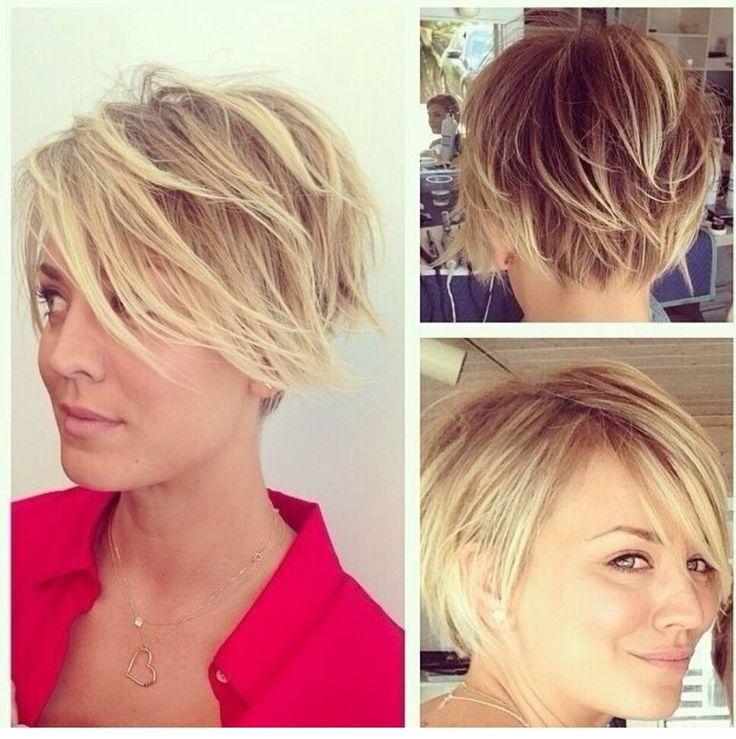 Haircut con fleco largo