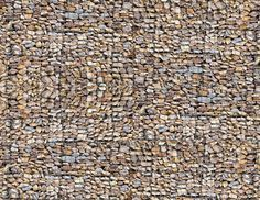 Random rocks contained by fencing, designed to look like the retaining walls often used along side roads and highways. This sheet is designed to be seamless when placed end to end or overlapped. Avail