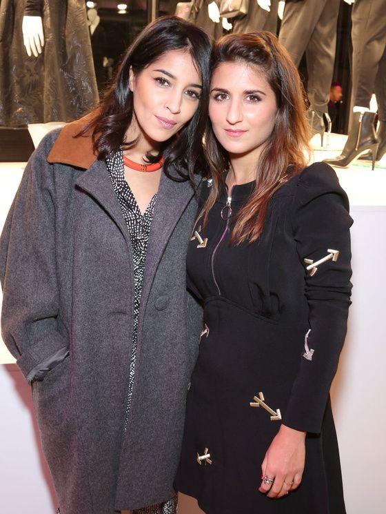 Leïla Bekhti et Géraldine Nakache