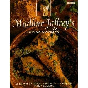 Madhur Jaffrey's Indian Cooking - however I find most recipes only need a fraction of the oil (or fat equavelent) called for in recipe