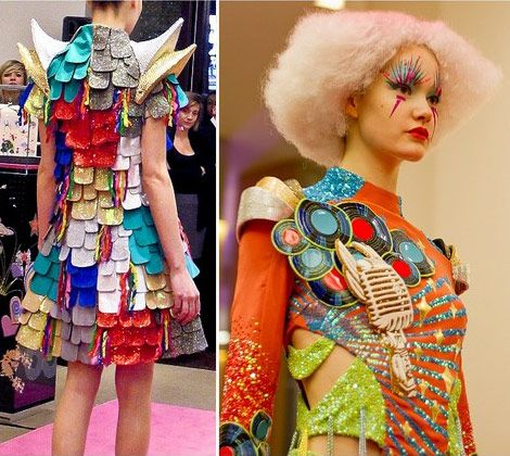 Manish Arora -- my new obsession -- courtesy StyleFrizz