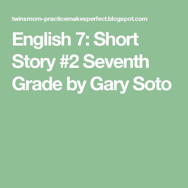 How to write a short story 7th grade