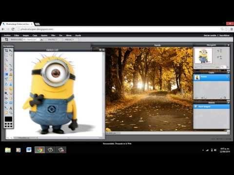 Pixlr   El Mejor Editor De Fotos Online   Funciones Basicas...!!! - YouTube
