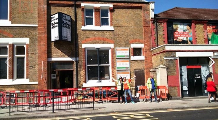 166a Lordship Lane in East Dulwich, Greater London