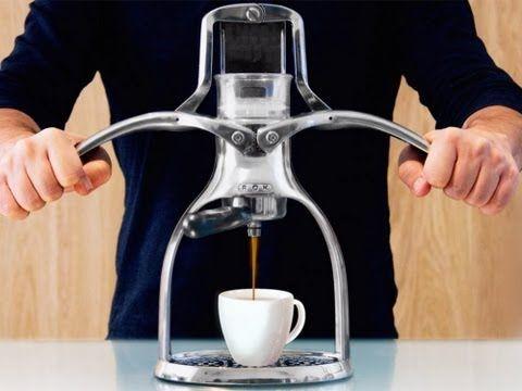 ROK: Espresso Maker