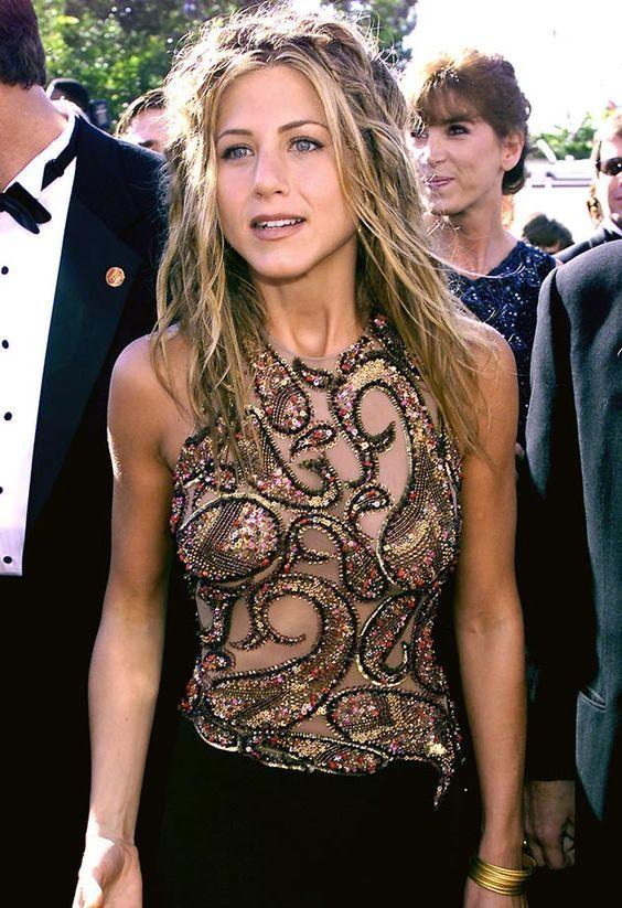 Jennifer Aniston's Hair History   Hair Extensions Blog   Hair Tutorials & Hair Care News