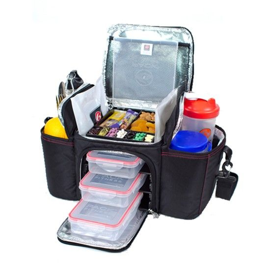 Durus Six Pack Bag Specifically Designed For People Who Eat Every 2 3 Hours They Even Have One That Holds 5 Meals Awesome