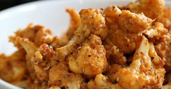 Даже если ты не особый фанат блюд из цветной капусты, однозначно попробуй приготовить этот овощ по новому рецепту от takoysebeblog.ru.  Румяную, ароматную, хрустящую снаружи и нежную внутри, жареную цветную капусту в сырной панировке невозможно не полюбить!  Жареная цветная капуста  ИНГРЕДИЕНТЫ  1 кочан цветной капусты 3 яйца 6 ст. л. муки масло для жарки 1 ст. панировочных сухарей 50 г тертого твердого сыра 1/2 ч. л. приправы карри (можно заменить другими любимыми специями) соль…