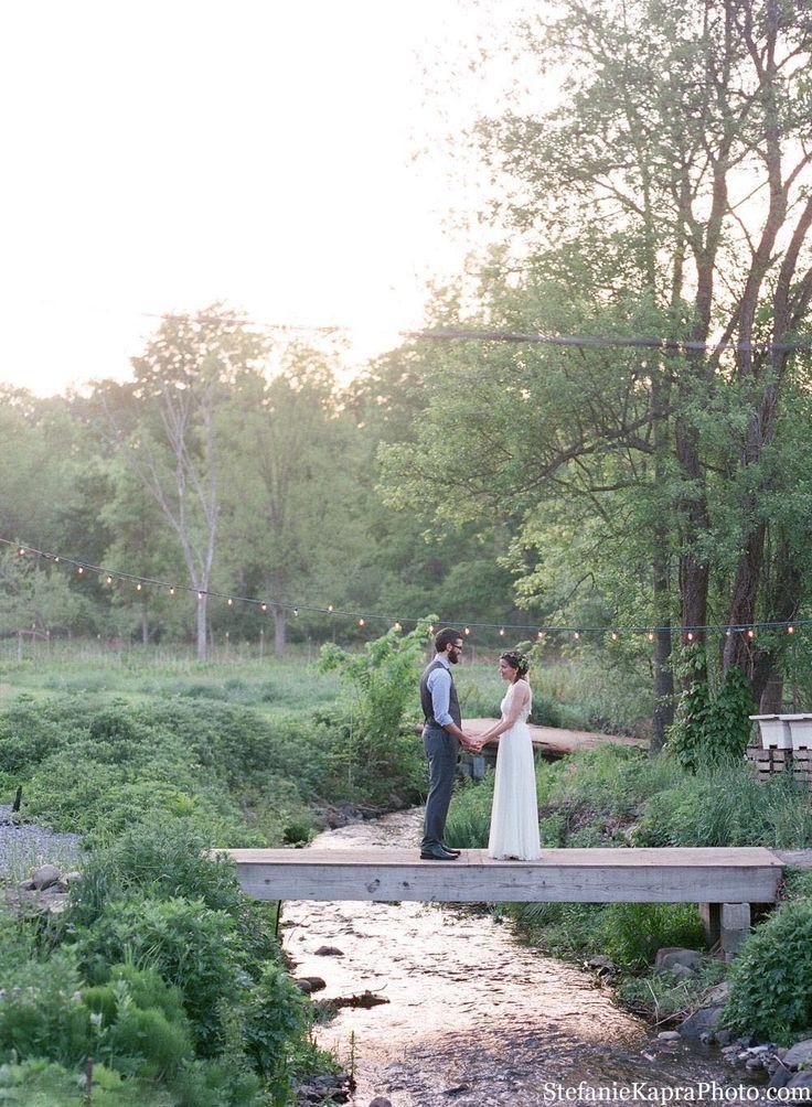 Hudson Valley wedding venues - Blooming Hill Farm, Monroe, NY