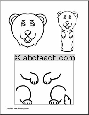 1000+ images about Polar Bear Craft on Pinterest | Crafts, Shaving and ...