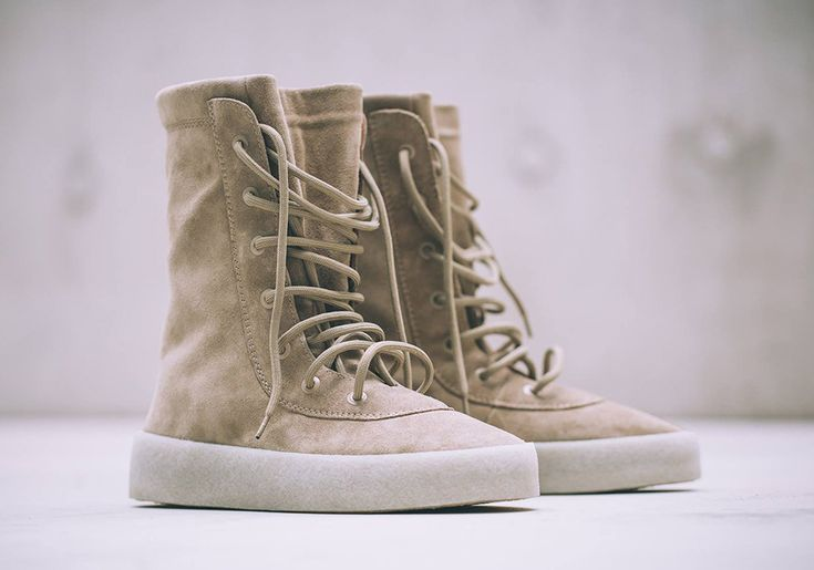 Kanye West embarks on his stand-alone Yeezy Season 2 footwear line with the Yeezy Crepe Boot, releasing internationally on June 6th, 2016.