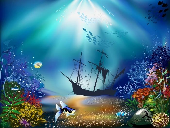 Fototapete kinderzimmer unterwasserwelt  200 besten Kinderzimmer Bilder auf Pinterest | Kinderzimmer, Ikea ...