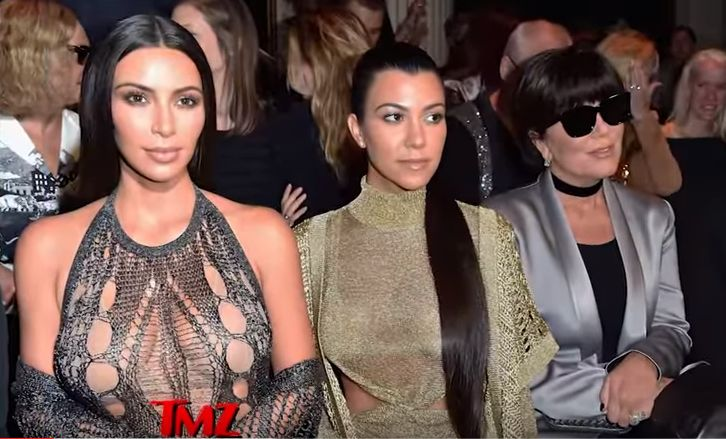 Kim Kardashian was attending Fashion Week in Paris with momager Kris Jenner and her model sister, Kendall Jenner, when she was robbed in her hotel