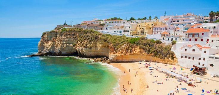 Séjour Portugal Albufeira dès 549€ - Vacances pas cher hotel Club Inatel | Touristra Vacances