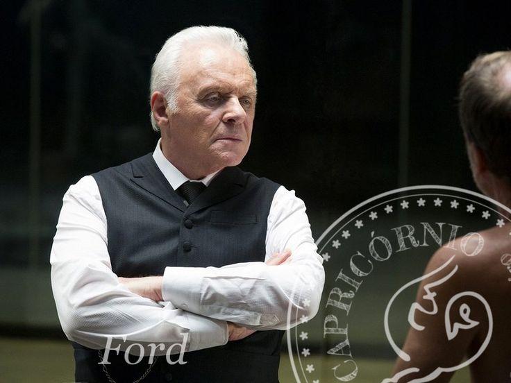 Ford - Capricórnio #Westworld