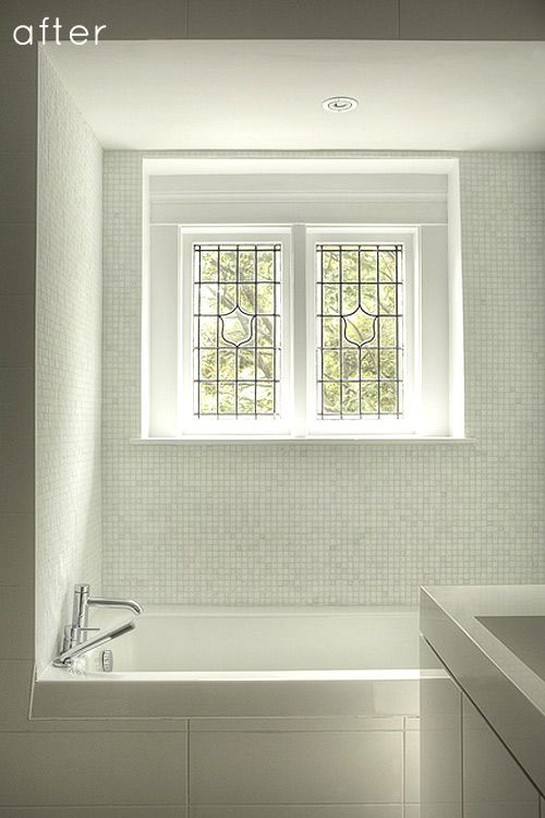 This bathroom is so peaceful looking it would be fun to for Looking for bathroom renovators