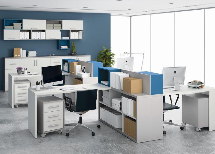 ¿Conoces nuestro mobiliario de oficina? Empieza la semana sentado en una oficina de muebles ros