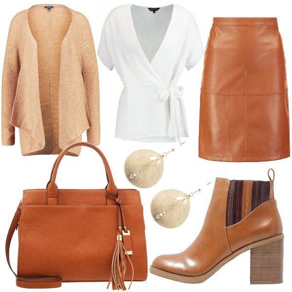 Outfit Al lavoro spendendo poco