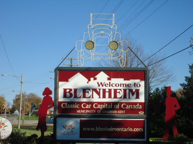 Blenheim Ont. CK - #ChathamKent #ForeignInvestments