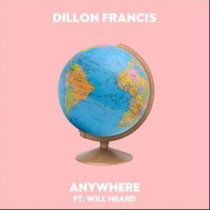 """I'm listening to """"Anywhere-Dillon Francis;Will Heard"""". Let's enjoy music on JOOX!"""