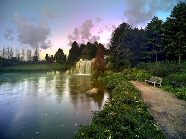 Spanning over 25 acres and boasting 10 stunning feature gardens, the Hunter Valley Gardens are a fantastic experience for anyone looking to connect with nature.
