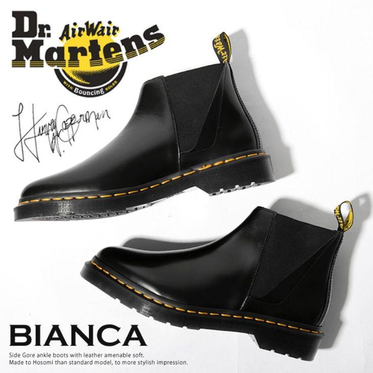 ドクターマーチン サイドゴア レディースブーツ ショートブーツ ビアンカDr.Martens BIANCA 1