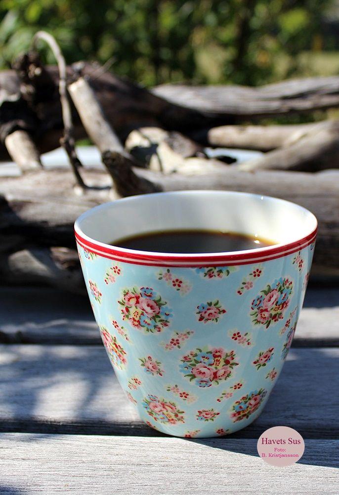 Greengate summer 2015 coffee kaffe Havetssus