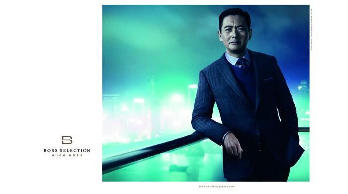 Chow Yun-fat for Boss Selection