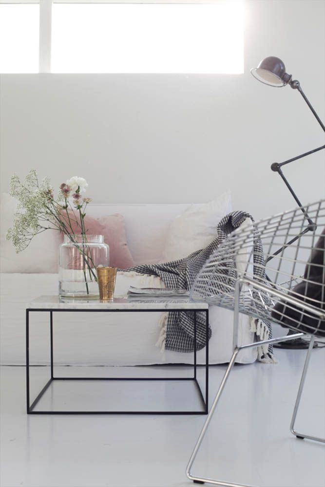 Tip of the day: HAY Tray table in marble