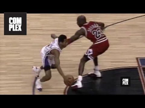 Allen Iverson's Most Badass Moments (Crossover Michael Jordan, Talking about Practice)