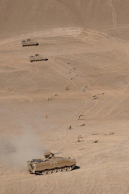Infantería by Ejército de Chile, via Flickr