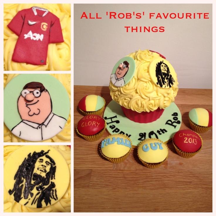+1000 ideias sobre Bolo Do Manchester United no Pinterest ...