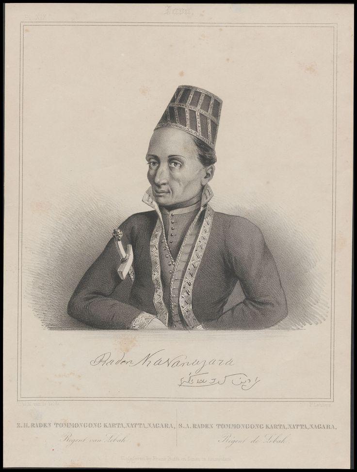 Regent van Zuid-Bantam vanaf 1837. Werd eervol ontslagen in 1865. Hij is de regent die door Multatuli in de Havelaar beschuldigd werd van knevelarij.