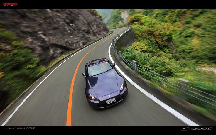 HONDA S2000  - My 3rd Car =) It's so fan and fast!