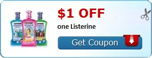 New Coupon!  $1.00 off one Listerine - http://www.stacyssavings.com/new-coupon-1-00-off-one-listerine-5/