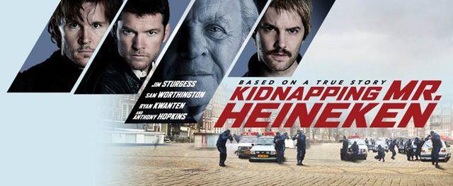 Η Απαγωγή του κύριου Heineken (Kidnapping Mr. Heineken) – 25 Μαρτίου στους κινηματογράφους (Trailer)