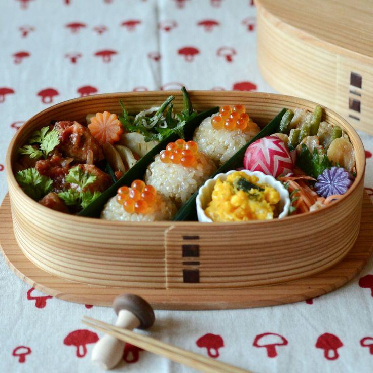 Locariお弁当コンテストで「和弁当賞」を頂きました!